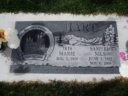 Samuel Nils Hart (1922-2008) - Find A Grave Memorial