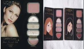 makeup kit loreal style guru fashion glitz glamour