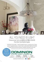 dominion electric indoor lighting