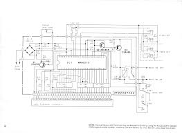 general electric 3 5875a superbase schematic diagram page 2 mic wiring