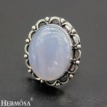 hermosa Jewelry Real 925 sterling silver retro style upscale ...