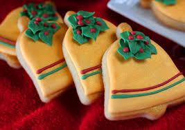 christmas bell sugar cookies. Modren Bell CHRISTMAS BELL COOKIES December With Christmas Bell Sugar Cookies I