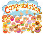 Images & Illustrations of congratulation
