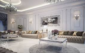 Furniture Classic Design White Classic Majles On Behance Classic Living Room