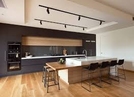 Simple Modern Kitchen Island Regarding Kitchen