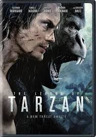 The Legend of Tarzan DVD Release Date October 11, 2016