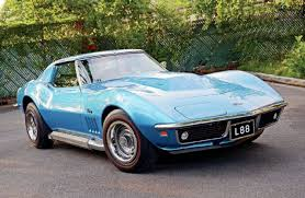 chevrolet corvette stingray 1969. Exellent 1969 1969 Chevrolet Corvette Stingray Front Side View And 9