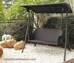 Stylish Swing Seat Outdoor Furniture Swinging Patio Chair