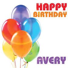 Happy Birthday Avery Happy Birthday Avery By The Birthday Crew On Amazon Music Amazon Com