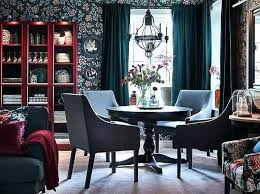 grey dining room table sets black round extendable table and dining chairs in both grey and