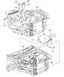 2003 Dodge Durango Emissions Diagram
