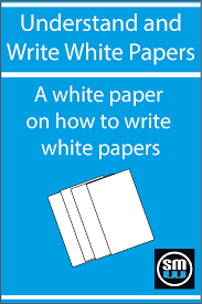 white paper on how to write a white paper