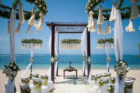 Most Exotic Beach Weddings
