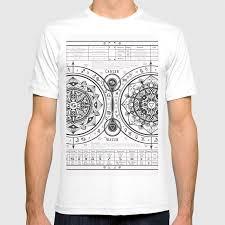 Society6 T Shirt Size Chart