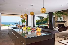 beach house kitchen nickel oversized pendant. Beach House Kitchen Nickel Oversized Pendant