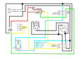 hvac wire diagram hvac image wiring diagram basic hvac wiring basic wiring diagrams on hvac wire diagram