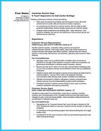 Sample Resume For A Call Center Agent Call Center Agent Resume Objective Sample Customer Service