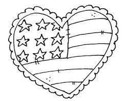 Small Picture Memorial Day Coloring Pages With Patriotic itgodme