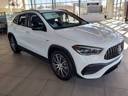 The gla 250 is small for its class — and dumps the ride height thanks to a lowered. New 2021 Mercedes Benz Gla Amg Gla 35 Suv Suv In Ridgeland 29052 Mercedes Benz Of Jackson