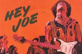 Hey Joe' by Jimi Hendrix – top psychedelic song No. 66