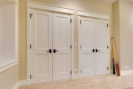 interior glass basement doors