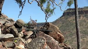 1 5 Marine Scout Sniper Range Youtube