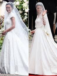 Pippa Middleton S Wedding Dress