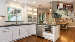 U Shaped Kitchen Remodel Pic Of U Shaped Kitchen Amazing Home Design