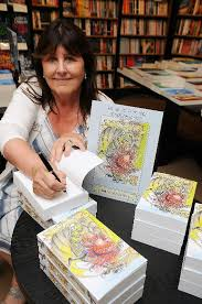 Author casts her spell | News | Alton Herald