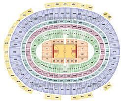 Knicks Stadium Seating Chart Madison Square Garden Madison Square Gardens Seating