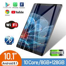 <b>2020 New</b> Years Gift Tablets <b>10.1</b>inch RAM 8 GB ROM 128GB RAM ...