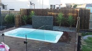 Swim Spas Plunge Pools Spa Pools Swimming Pools Portable Spa Pool