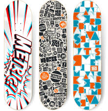 Skateboards Designs 100 Crazy Skateboard Designs