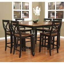 Dining Room Interesting Wood Dining Set For Dining Room Furniture - Brown dining room chairs