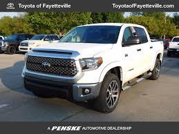 New Toyota Tundra Trucks for Sale - Serving NWA, Springdale ...