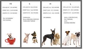 Large Dog Breed Size Chart Bedowntowndaytona Com
