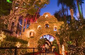 Christmas Light Installation Newport Beach Ca The Most Amazing Christmas Light Displays In America