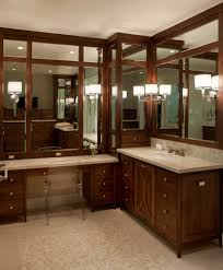 Bathroom Cabinets Next Chic Lucite Dining Chairs In Bathroom Contemporary With Mirrored