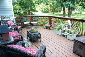 patio deck decorating ideas. Patio Deck Decorating Ideas Imposing On Home Within Exotic Decks 12 I