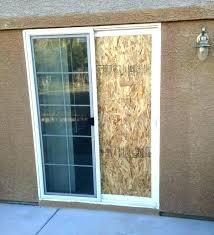 door lock repair cost patio