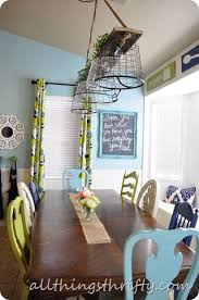 notice the light fixture old wood nice beautiful kitchen and dining room transformation this is what i need to do with my chairs