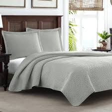 gray and tan bedding gray walls with tan bedding