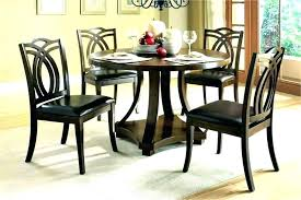 round kitchen table and chairs set large dining sets unique large round dining table dining tables