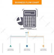 Calculator Calculation Math Progress Graph Business Flow Cha