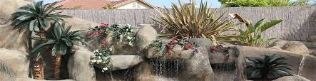 our outdoor polyblend trees palm trees topiary vines and garlands