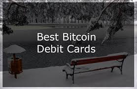 best bitcoin debit cards table
