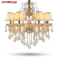 2018 top fasion chandeliers candle crystal light pendant lamp