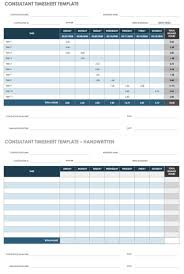 Timecard In Excel 014 Excel Time Card Template Ideas Ic Consultant Timesheet