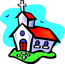Image result for cartoon church