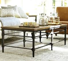 pottery barn glass coffee table coffee table amazing coffee table coffee table rectangle brown top table pottery barn glass coffee table